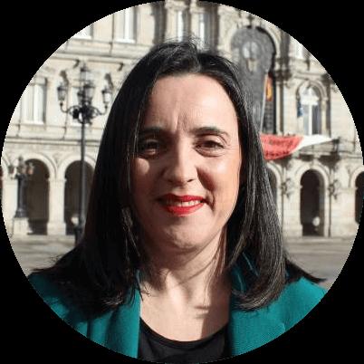 Celia Armas, número 11 da candidatura do Bloque Nacionalista Galego da Coruña