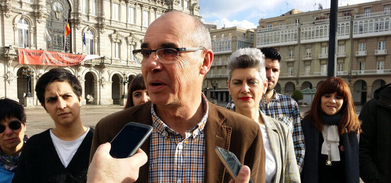 Rolda de Prensa do Bloque Nacionalista Galego da Coruña