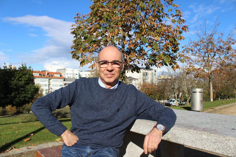 Francisco Jorquera imaxe parque quen son