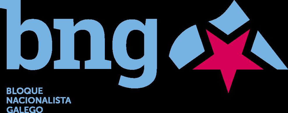 Logo do Bloque Nacionalista Galego A Coruña