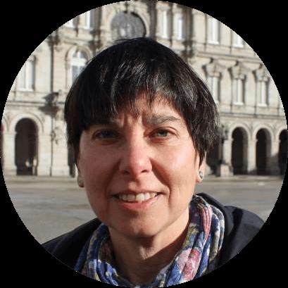Marisol Mirás, número 12 da candidatura do Bloque Nacionalista Galego da Coruña