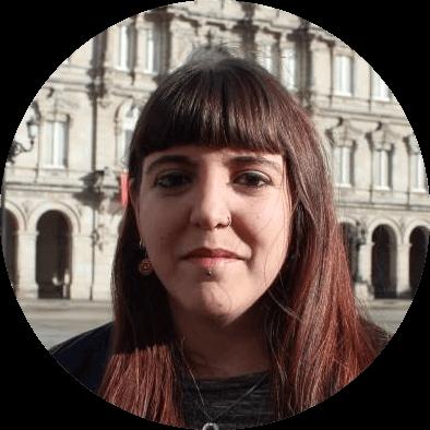 Patricia Cordo, número 4 da candidatura do Bloque Nacionalista Galego da Coruña