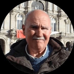 Ricardo Vales, número 10 da candidatura do Bloque Nacionalista Galego da Coruña