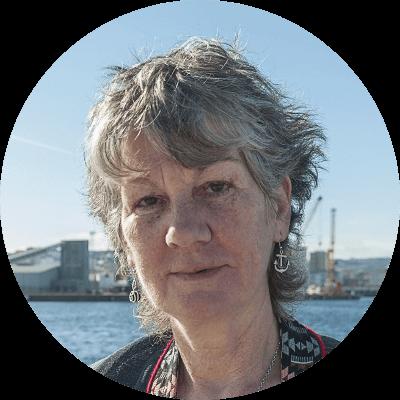Teresa Ramiro, número 21 da candidatura do Bloque Nacionalista Galego da Coruña