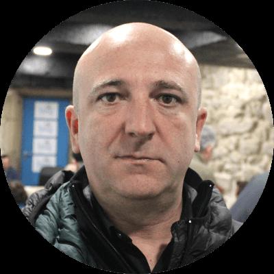 Xulio Moskowich, número 14 da candidatura do Bloque Nacionalista Galego da Coruña