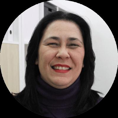 Yolanda Naya, número 13 da candidatura do Bloque Nacionalista Galego da Coruña
